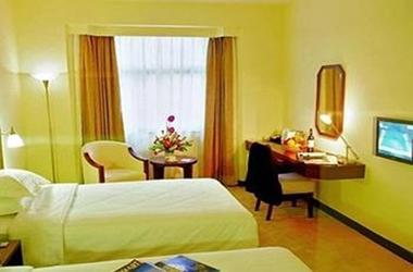 Phòng ngủ khách sạn Quảng Châu